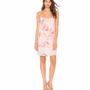 NWT 1. State Pastel Floral Dress